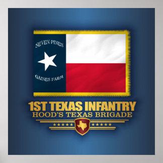 1st Texas Infantry (v10) Poster