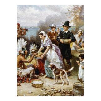 1st thanksgiving card
