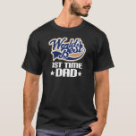 1st Time Dad New Dad Gift Idea T-Shirt