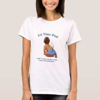 1st time Dad T-Shirt