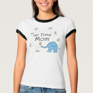 1st Time Mom T-Shirt