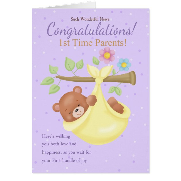 Pregnancy Congratulations Gifts on Zazzle
