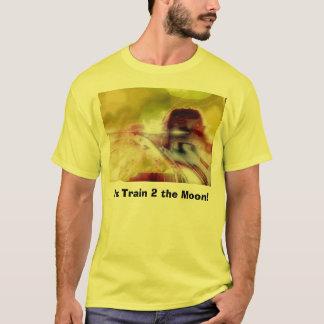 1st Train 2 the Moon! T-Shirt
