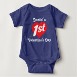 1st Valentine's Day T Shirt