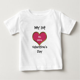 1st Valentine's Day T-Shirt