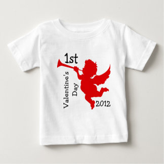 1st Valentine's Day t-Shirt Template