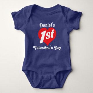 1st Valentine's Day Tee Shirt