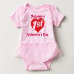 1st Valentine's Day Tshirts