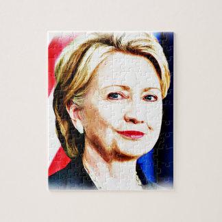 1st Woman President Hillary Clinton 2016_ Puzzle