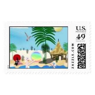 1summerfun postage stamp