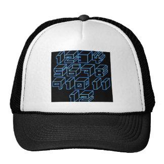1through12 seven trucker hat