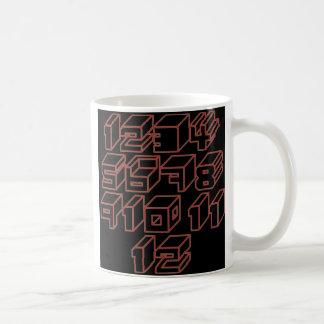 1through12 ten coffee mug