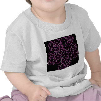 1through12 three t-shirt