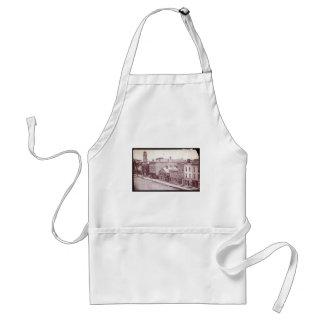 1u1 (4) adult apron