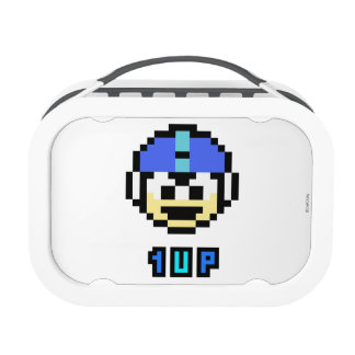 1UP 2 LUNCH BOX