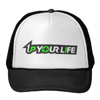 1Up Your Life Clothing Trucker Hat
