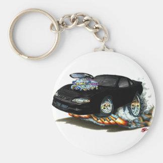 2000-05 Monte Carlo Black Car Keychain