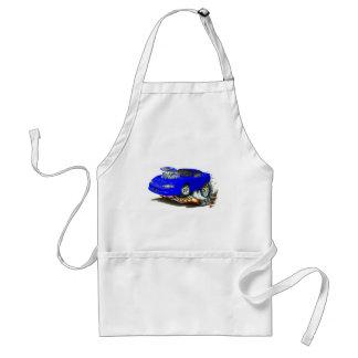 2000-05 Monte Carlo Blue Car Adult Apron