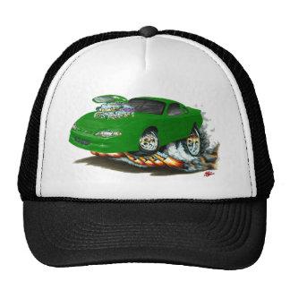 2000-05 Monte Carlo Green Car Trucker Hat