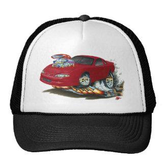 2000-05 Monte Carlo Maroon Car Trucker Hat