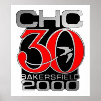 2000 Bakersfield Print