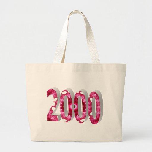 2000 BOLSA TELA GRANDE