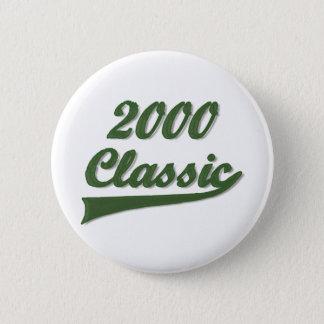 2000 Classic Button