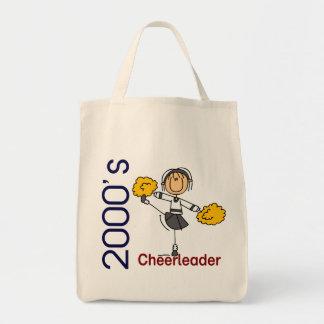 2000 figuras del palillo de la animadora bolsa tela para la compra