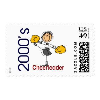 2000 figuras del palillo de la animadora sellos