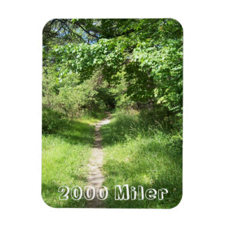 2000 Miler Appalachian Trail Magnet