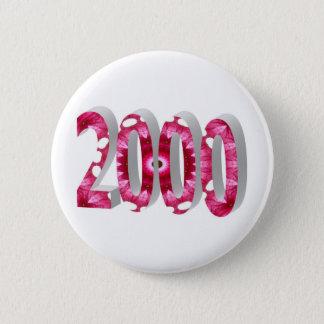 2000 PINBACK BUTTON
