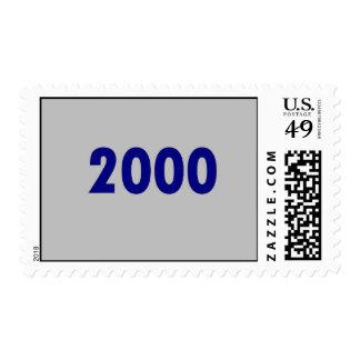 2000 SELLOS