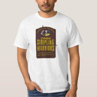 2000 Stripling Warriors shirt. T Shirt