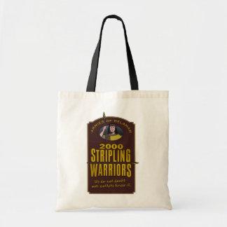 2000 Stripling Warriors tote. Budget Tote Bag