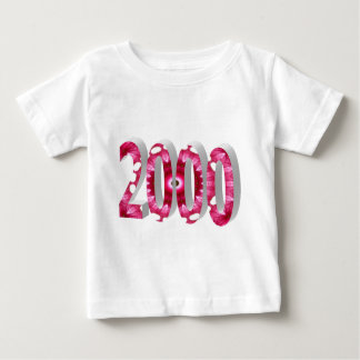 2000 INFANT T-SHIRT