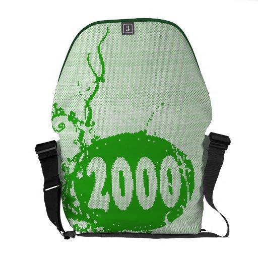 2000 vintages del modelo retros - las bolsas de me bolsa de mensajería