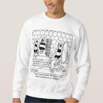 2000 Wedding Invitations Sweatshirt