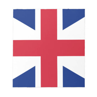 2000px-Union_flag_1606_(Kings_Colors) Memo Note Pads