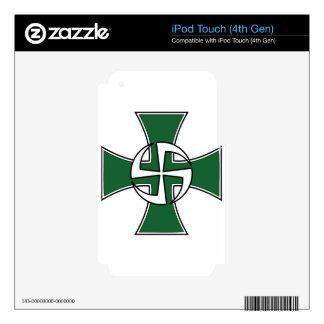 2000px-Utin_Jääkärirykmentin_joukko-osastoristi.sv iPod Touch 4G Decals