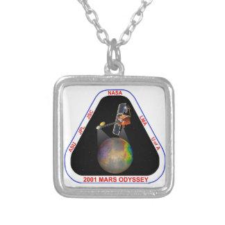 2001 Mars Odyssey Necklaces