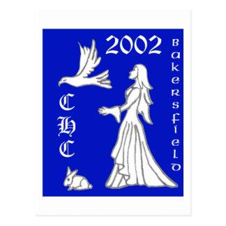 2002 Bakersfield Postcard