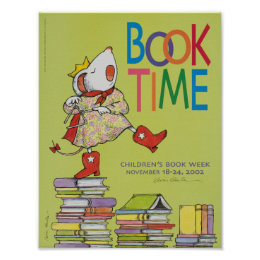 2002 Children's Book Week Poster