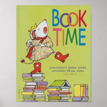 Childrens_Book_Week 2002 Children's Book Week Poster