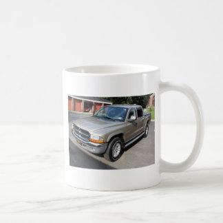 2002 Dodge Dakota SLT 4 x 4 Coffee Mug
