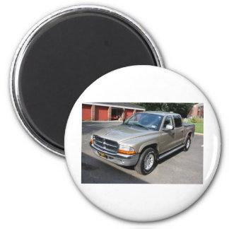 2002 Dodge Dakota SLT 4 x 4 Imán Redondo 5 Cm
