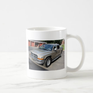 2002 Dodge Dakota SLT 4 x 4 Mugs