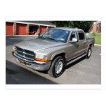 2002 Dodge Dakota SLT 4 x 4 Post Card