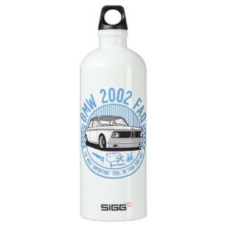 2002 FAQ ALUMINUM WATER BOTTLE