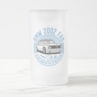 2002 FAQ Frosted Mug