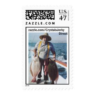2002 ganador, zazzle.com/CrystalsJerky, directo Timbres Postales